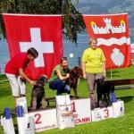 Wir gratulieren Diana und Pasco zum Sieg im WAH1 und Eric und Dale zur Teilnahme an der SM WAH